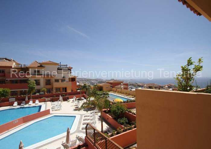 Teneriffa Apartment mit viel Luxus im Süden mit Pool, TOP-Blick und Terrasse