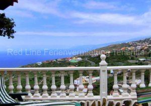 Teneriffa Kleine Fewo in grüner Umgebung mit Terrasse in La Guancha