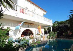 Teneriffa Gemütliche Ferienwohnung mit Balkon und Pool in La Mareta