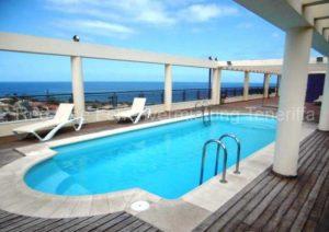 Teneriffa Fewo mit Meerblick und Pool in Palm Mar
