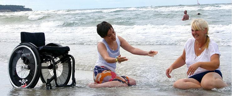 Behindertengerechte / Rollstuhlgerechte Ferienwohnungen