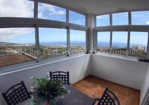 Teneriffa; Schöne Ferienwohnung auf Finca im Süden mit Pool, Terrasse + Außendusche