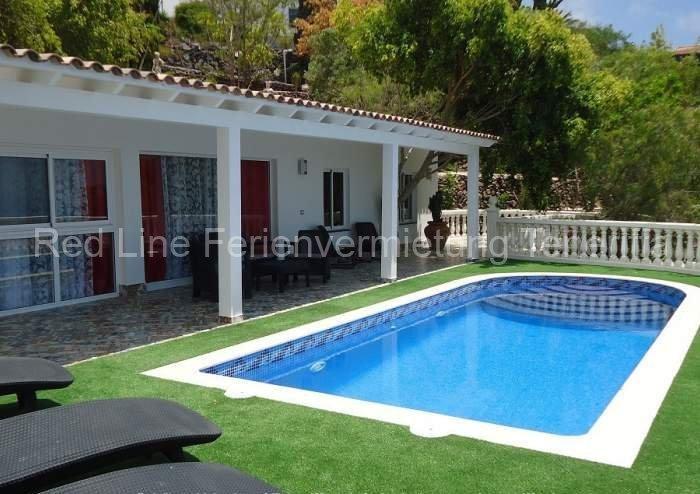 Luxuriöse Ferien-Villa in Adeje mit Privatpool und traumhafter Aussicht