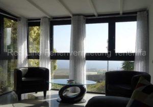 Teneriffa - Schönes Ferienhaus mit Gemeinschaftspool auf tollem Grundstück