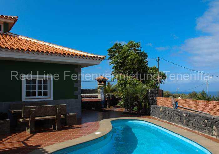Teneriffa Landhaus mit Privatpool, Garten und Terrasse