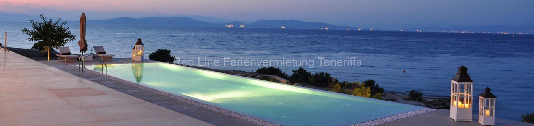 Teneriffa Luxus-Ferienhäuser und Luxus-Ferienwohnungen