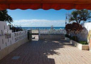 Herrliches, behindertengerechtes Strandhaus an der Playa las Vistas in Los Cristianos