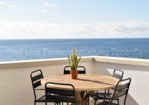 Teneriffa Modernes Ferienapartment mit Meerblick