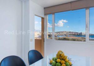 Apartment El Cabezo: erste Meereslinie mit Meerblick