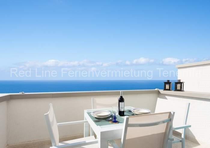 Moderne Ferienwohnung in direkter Strandlage nahe San Andrés
