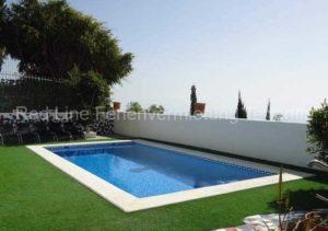 Teneriffa Luxus-Ferienhaus für 8 Personen mit Pool, großem Grundstück in Los Menores