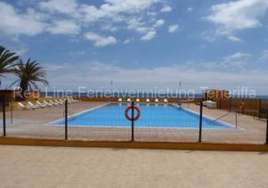 Teneriffa - Ferienwohnung mit Balkon und Pool in Poris de Abona