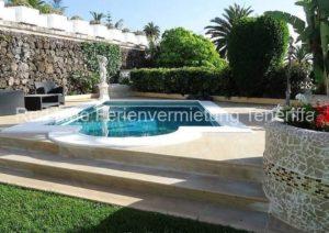 Teneriffa - Schönes Ferienhaus mit Privatpool und Garten in Santa Ursula