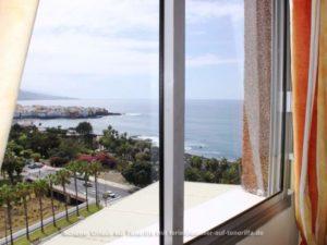 Teneriffa Ferienwohnung. Ferienapartment mit traumhafter Aussicht und Klimaanlage