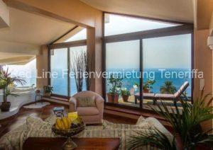 Teneriffa Ferienhaus mit sagenhaftem Blick und Whirlpool in Santa Ursula