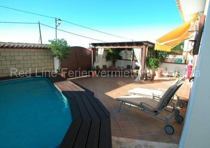 Luxus-Penthouse in La Florida mit Dachterrasse und Pool