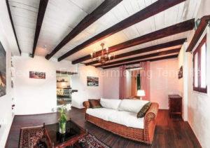Teneriffa Luxus-Ferienhaus. Gemütliches Luxus-Ferienhaus direkt an der Küste in San Juan de la Rambla.