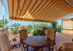 Teneriffa Luxus-Ferienwohnung mit Pool und großer Terrasse in Puerto Santiago