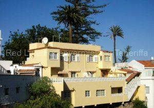 Preiswerte private Ferienwohnung mit zwei möblierten Terrassen auf Teneriffa