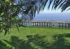 Ferien-Finca La Orotava mit großer Terrasse, Grillbereich und Traumblick