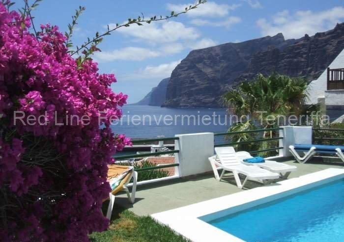 Ferienwohnung Los Gigantes mit toller Aussicht und Pool